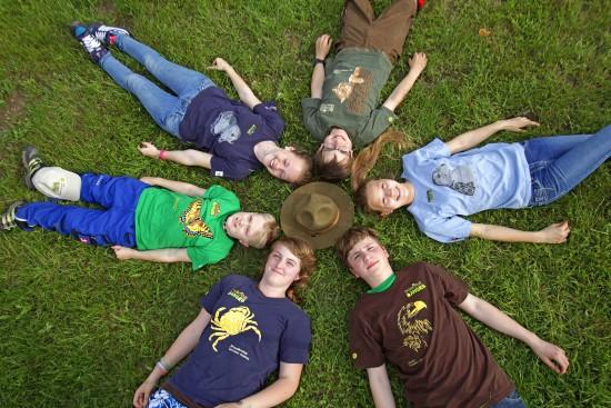 Erlebte Vielfalt im Schlaubetal – Bundesweites Junior-Ranger-Treffen 2013