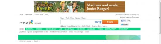 EUROPARC Deutschland e.V. und Junior Ranger gewinnen die Microsoft Ad Donation
