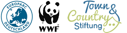Logos der Junior-Ranger-Ausrichter | Nationale Naturlandschaften e.V. und WWF Deutschland