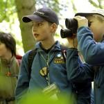 Urwaldchor im Hainich – Vielfältiges Tierstimmenorchester zum Bundesweiten Junior-Ranger-Treffen 2012