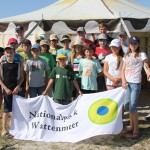 Junior Ranger auf Entdeckertour im Nationalpark Wattenmeer