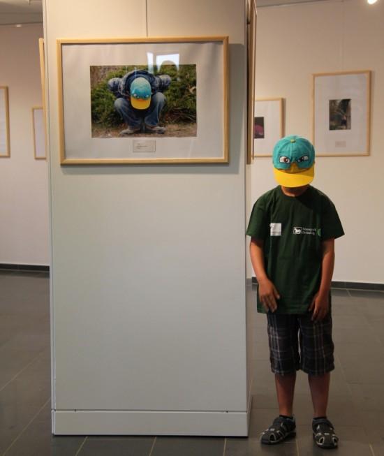 Fotoausstellung Adlerauge im Klimahaus Bremerhaven eröffnet